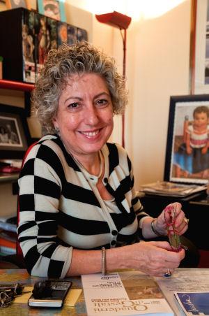 Margherita Spagnuolo Lobb direttore Scuola di Psicoterapia Istituto di Gestalt HCC Italy