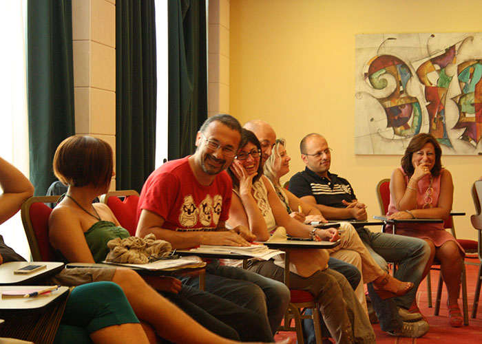 Staff docenti Istituto di Gestalt HCC Italy