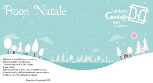 Buon Natale In Spagnolo.Buon Natale Istituto Di Gestalt Hcc Italy