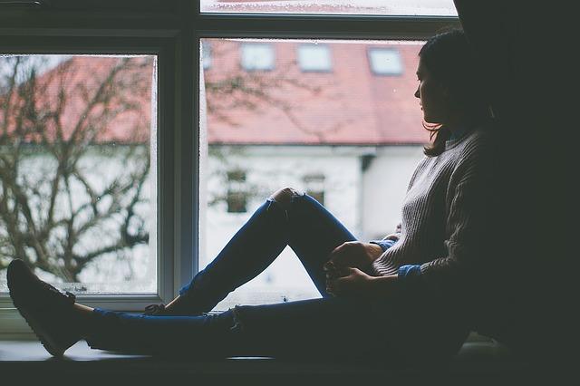 espressioni depressive