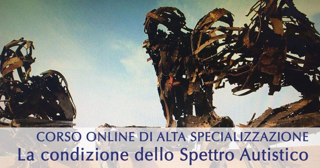 Corso online di Alta Specializzazione la condizione dello spettro Autistico