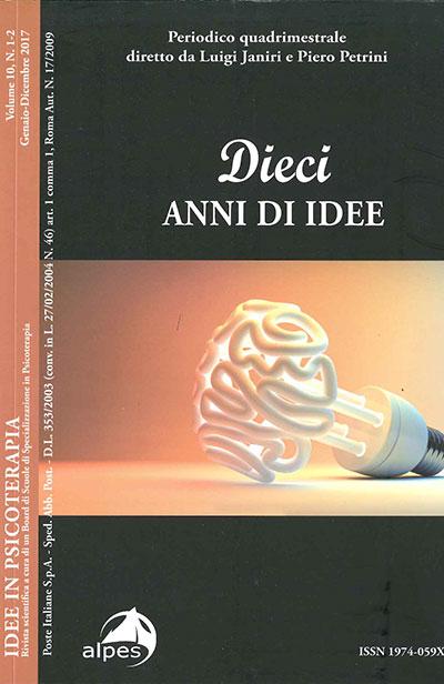 Idee in psicoterapia volume 10
