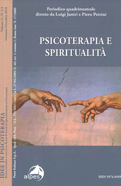 Idee in psicoterapia volume 11 n1-2 2018