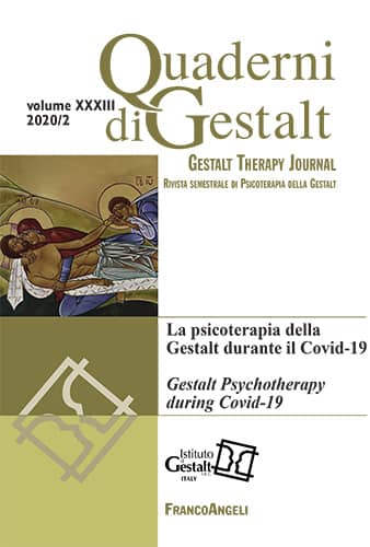 Contenuti Quaderni di Gestalt 2020-2