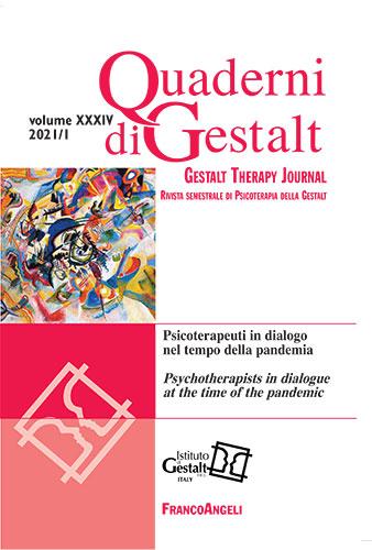 Contenuti Quaderni di Gestalt 2021-1