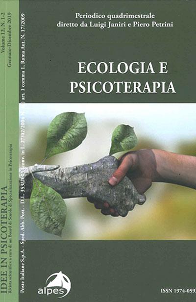 Idee in psicoterapia volume 12 n1-2 2019