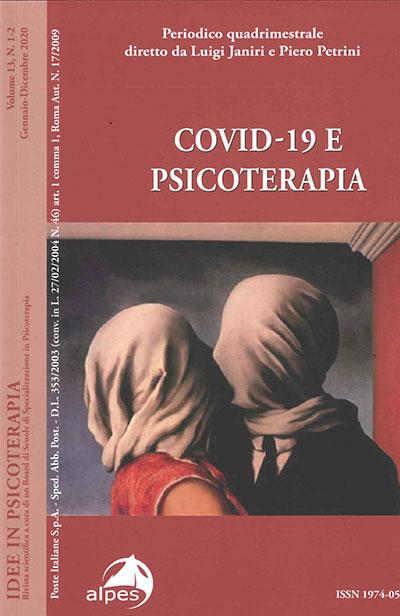 Idee in psicoterapia volume 13 n1-2 2020