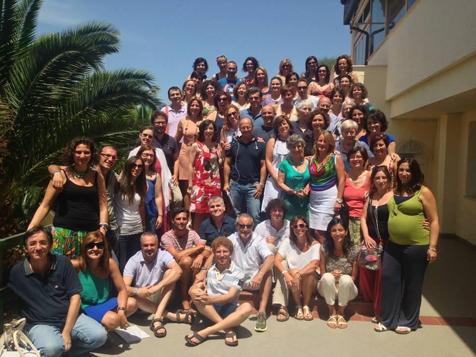 Staff didattico dell'Istituto di Gestalt HCC Italy