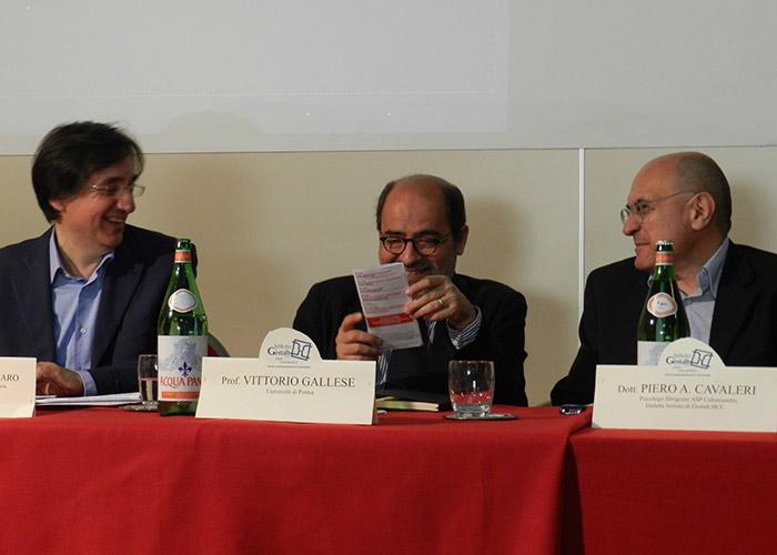 Vittorio Gallese Piero Pietro Andrea Cavaleri Giuseppe Sampognaro