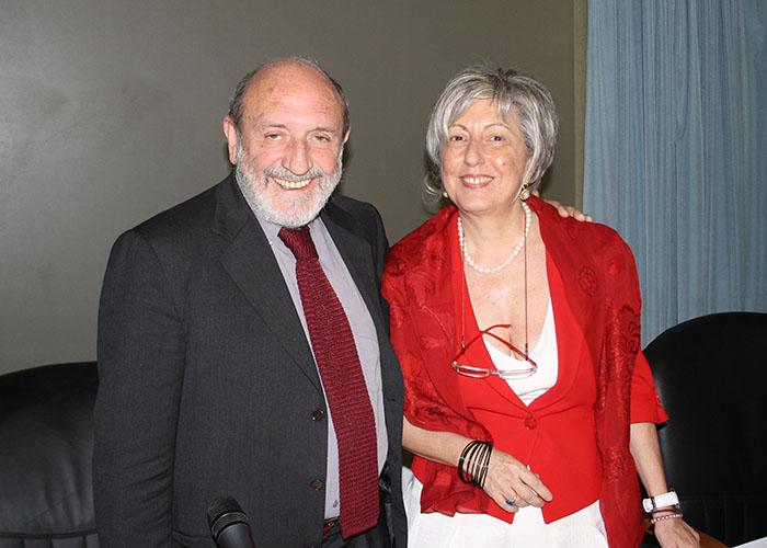 Umberto Galimberti Margherita Spagnuolo Lobb