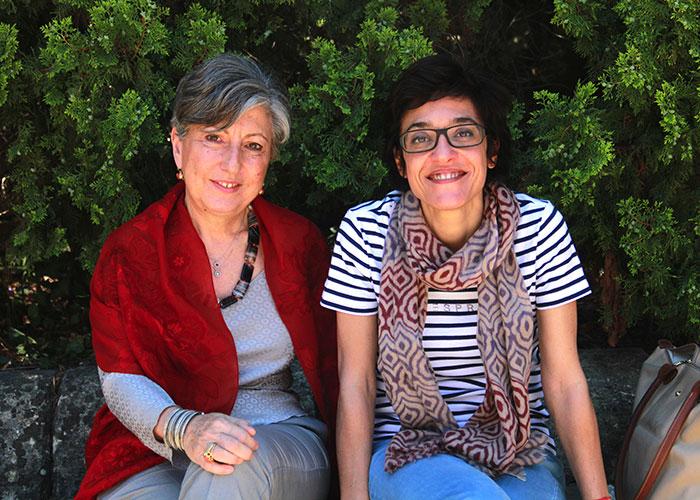 Michela Marzano in occasione del convegno Epigenetica, Sviluppi Antropologici E Psicoterapia Della Gestalt, Siracusa, 10-11 giugno 2016