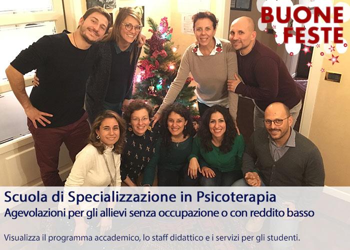Scuola Specializzazione Psicoterapia - Diventa Psicoterapeuta della Gestalt, agevolazioni, scopri i programmi didattici Home Auguri Studenti Open Day