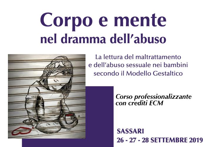 Corpo e mente nel dramma dell'abuso La lettura del maltrattamento e dell'abuso sessuale nei bambini secondo il Modello Gestaltico