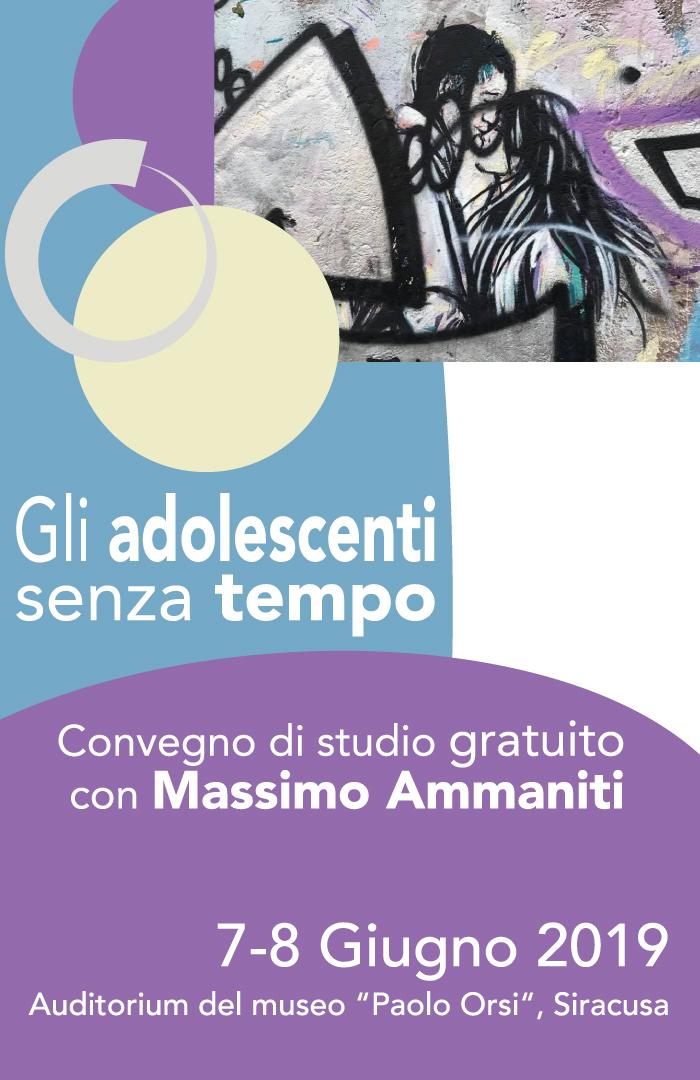 Eventi a Siracusa Rappresentazioni Classiche - Gli adolescenti senza tempo – Convegno di studi con Massimo Ammaniti Home