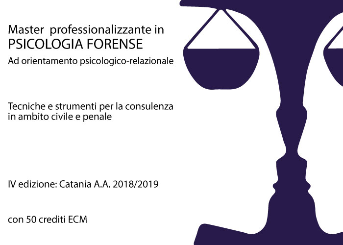 Master in psicologia forense consulenza civile e penale Home