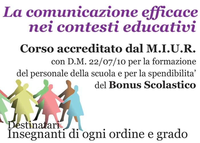 Bonus insegnanti corsi riconosciuti MIUR bonus scolastico insegnanti formazione