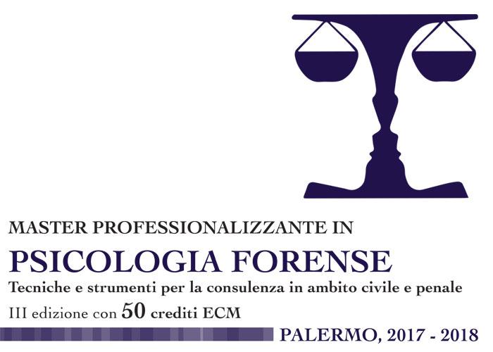 Master in psicologia forense consulenza civile e penale