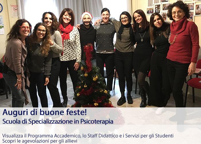 Foto Natale Scuola di Specializzazione in Psicoterapia Home