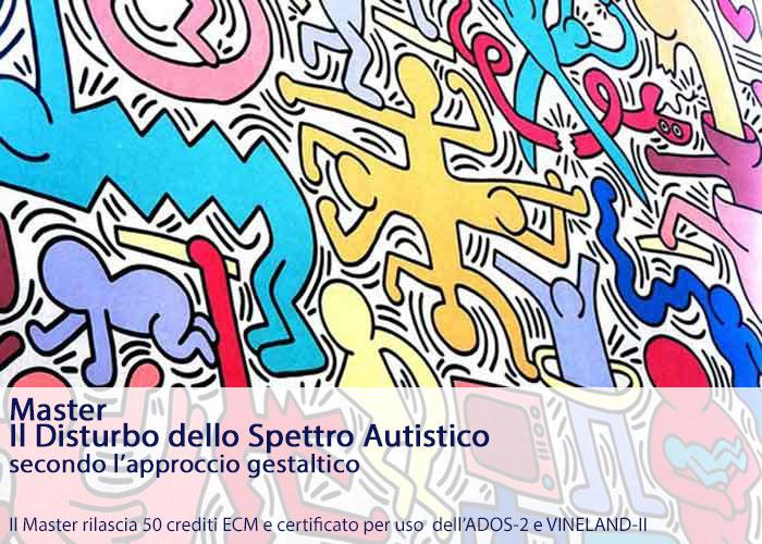 Master Autismo Gestalt: il disturbo dello spettro autistico