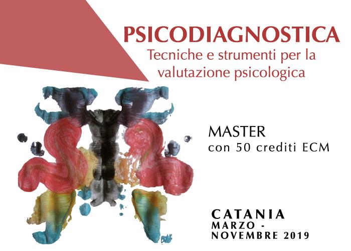 Master in Psicodiagnostica Tecniche e strumenti per la valutazione psicologica con 50 crediti ECM Home