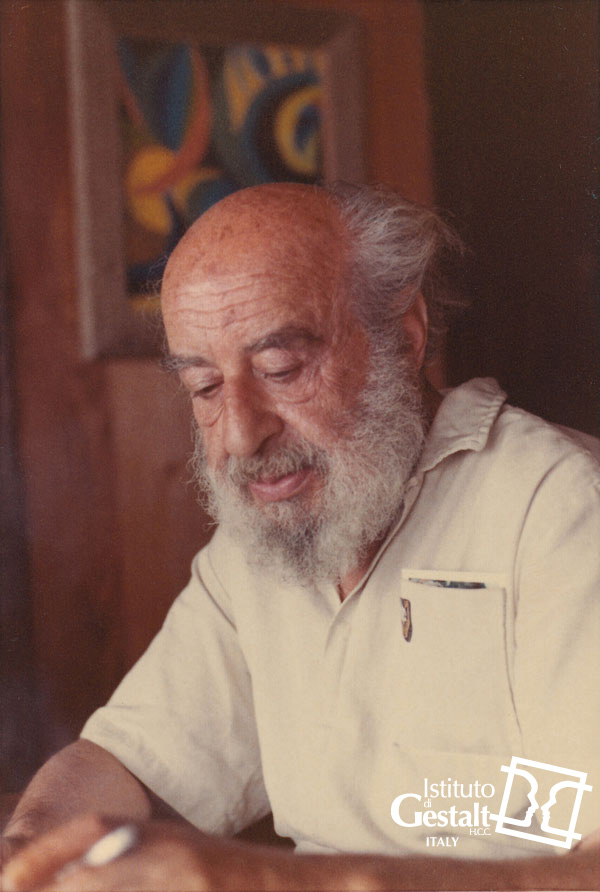 Frederick Perls psicoterapia gestalt Friedrich Salomon (Fritz) Perls Gestalt Therapy