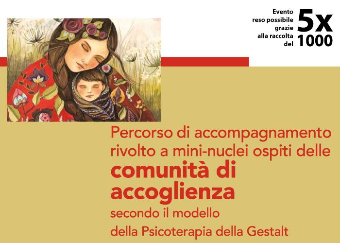 Percorso di accompagnamento rivolto a mini-nuclei ospiti delle Comunità di Accoglienza secondo il modello della Psicoterapia della Gestalt Palermo