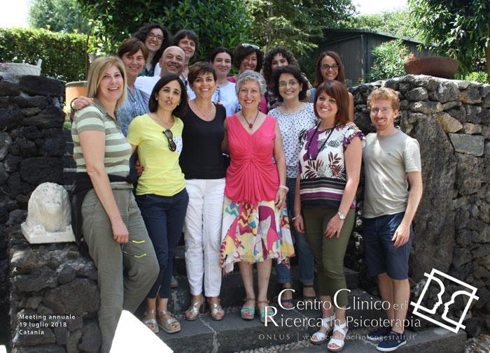 Professionisti Psicoterapeuti Centro Clinico e di Ricerca in Psicoterapia CCR Italy