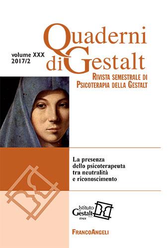 Quaderni di Gestalt QdG-2017-2